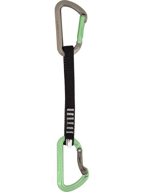 DMM Aero Quickdraw 18 cm Titanium/Apple Green